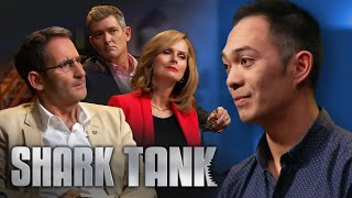 A Father's Experience With Autism Shaped His Premium Health Food Business | Shark Tank AUS