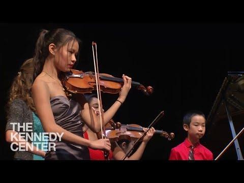 Peabody Pre-Conservatory Program - Millennium Stage (January 22, 2018)