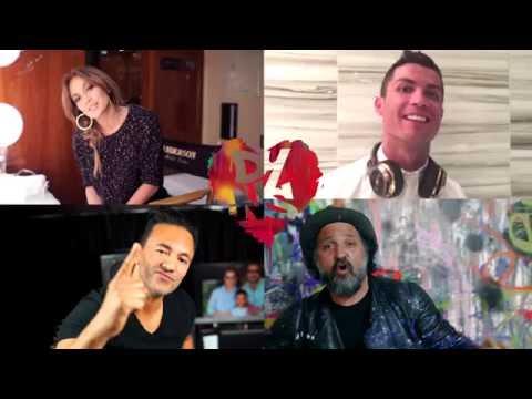 RedOne - Don't You Need Somebody (Music Video Teaser) Feat. J. Lo, Cristiano Ronaldo & Mr Brainwash