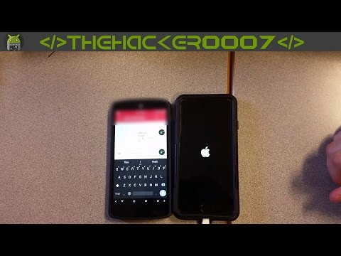 iPhone SMS Force-Crash / Reboot Exploit - Working 28/5/2015