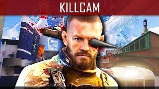 Infinite Warfare Funny Killcams! (Epic Trickshots, RC-XD Hat, Across the Map)