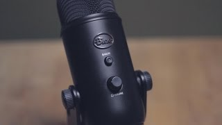 Blue Microphone Yeti (Blackout Edition) Review
