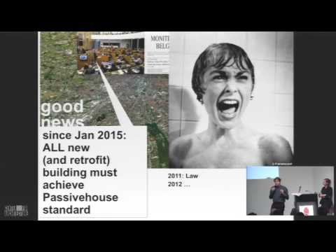 AIANY lecture by Sebastian Moreno-Vacca & Julie Willem, A2M