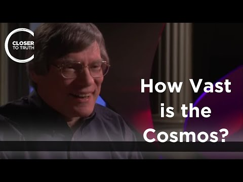 Alan Guth - How Vast is the Cosmos?