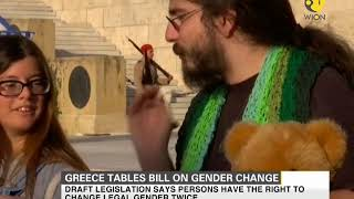 Greece tables bill on gender change
