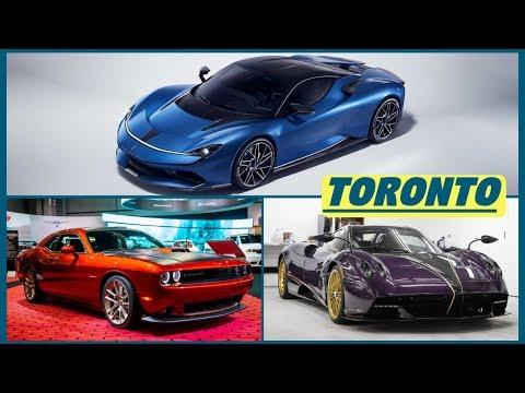 2020 Toronto Auto Show Highlights - (Mopar + Supercars)