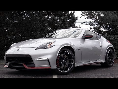 2015 Nissan NISMO 370Z FIRST DRIVE REVIEW | Doovi