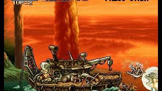 Metal Slug 3 - Mission 1 Great! (Arcade / MAME) - Vizzed.com GamePlay - User video