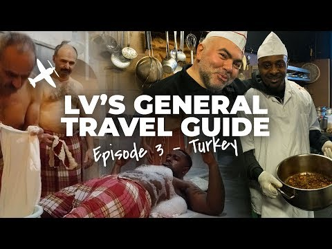 LV GETS NAKED | LV's General Travel Guide Episode 3