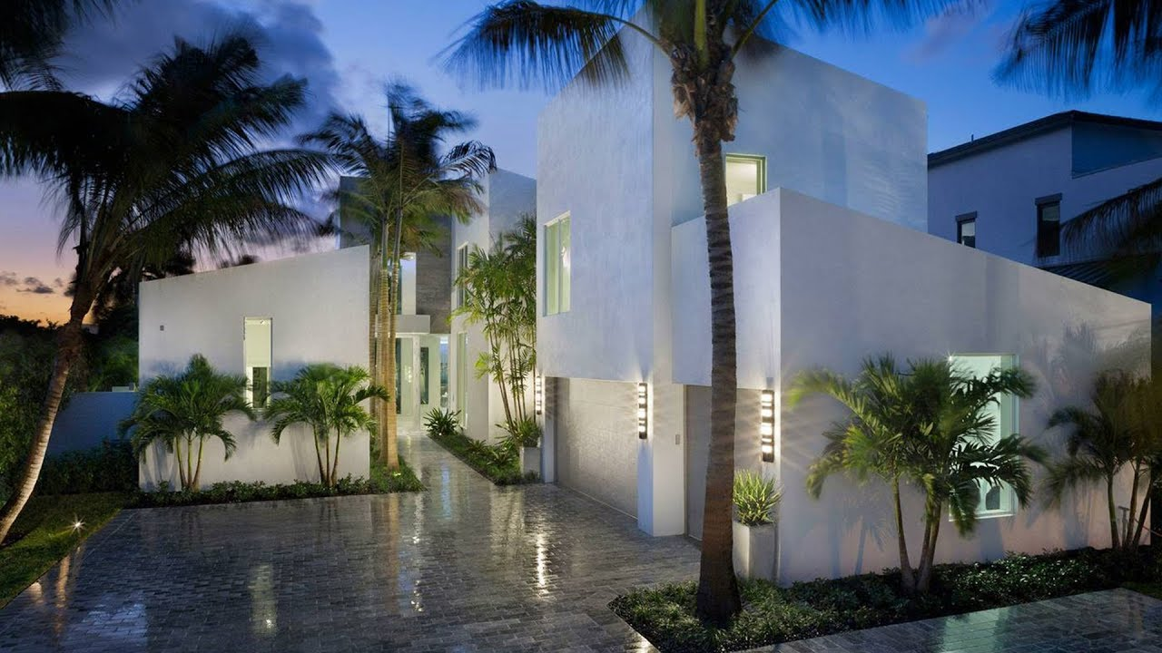 Modern Architecture Luxury Homes In Florida 1044 South Ocean