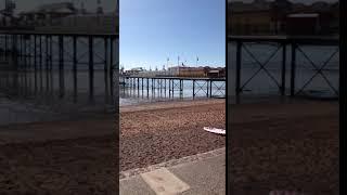 Paington Pier England UK  イギリス一周