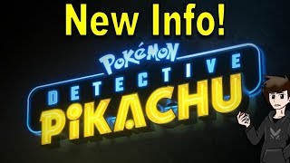 Pokemon Detective Pikachu Movie Details! [Pokemon Worlds 2018] | @GatorEXP