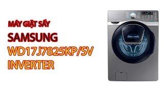 Máy Giặt Sấy Samsung WD17J7825KP/SV Inverter - Pico.vn