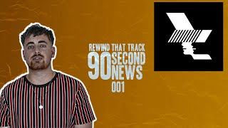 Warehouse Project, Fabric, Kano | 90 Second News 001 | Rewind That Track