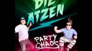 Die Atzen - Atz Atz Atz (Party Chaos)