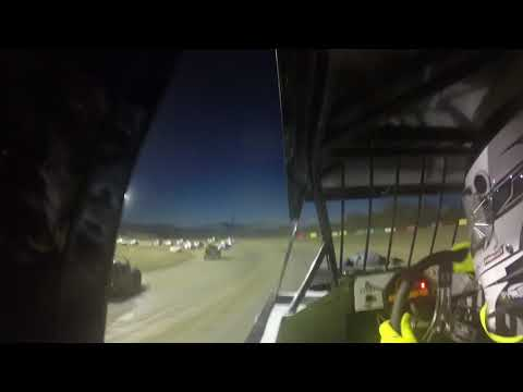 81 Speedway NCRA Modlite A Feature part 2, June 17th 2018