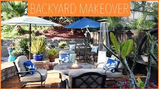 Interior Decorating - Backyard Ideas... from Drab to FAB!