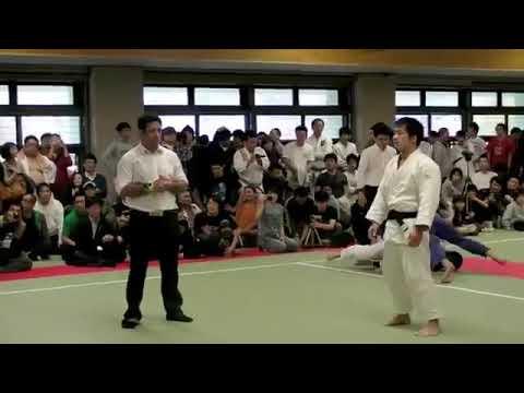 Koji Komura vs Marcos souza