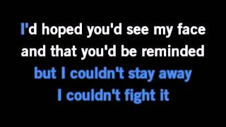Adele   Someone Like You Karaoke youtube original