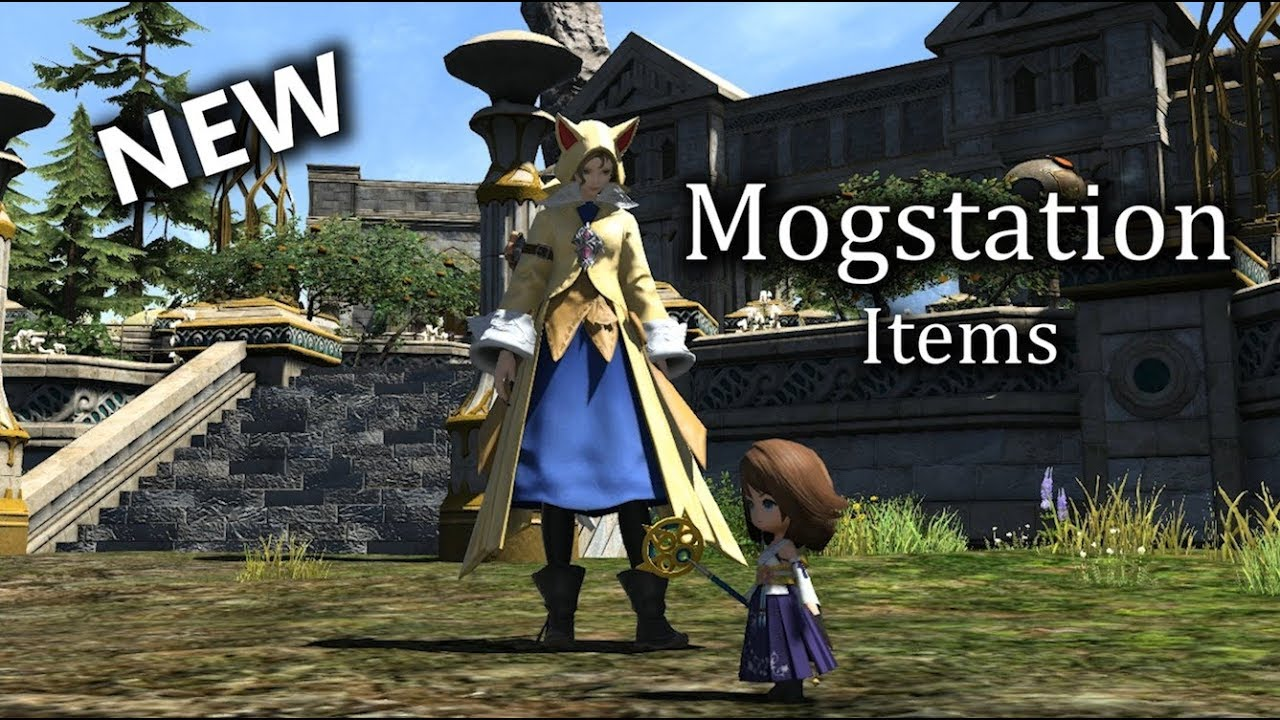 FINAL FANTASY XIV: MogStation
