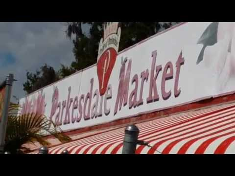 The Kents visit Parkesdale Market in Plant City, FL