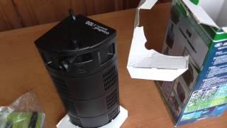 Обзор внутреннего фильтра JBL CristalProfi i 100
