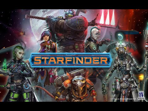 Starfinder RPG Introduction, Overview, And Review