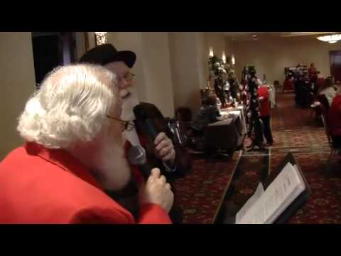 The real-bearded Santa Clauses come to Orange County - 2013-01-27 Mp3