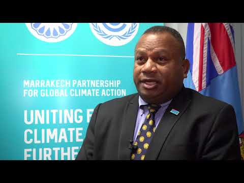 Voices from Asia-Pacific Climate Week 2017: H.E. Inia Seruiratu
