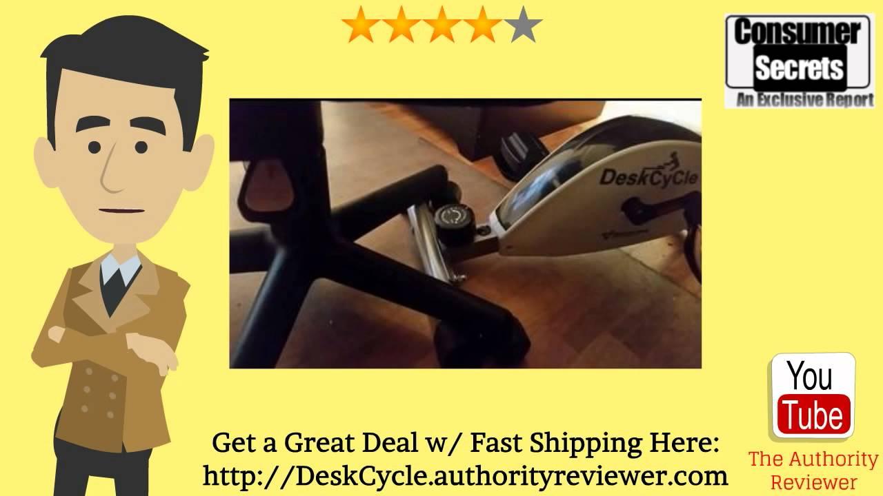 Review Amp Sale Deskcycle Desk Exercise Bike Pedal