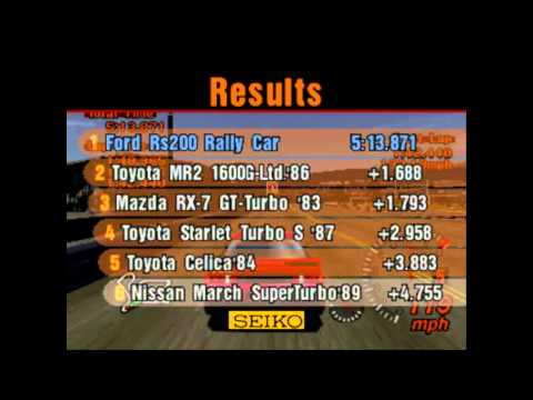 Let's Play Gran Turismo 2  014 Group B Killer