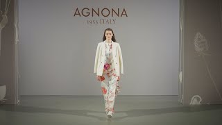 Agnona Весна Лето 2021 на Неделе Моды Кашемир и Шелк