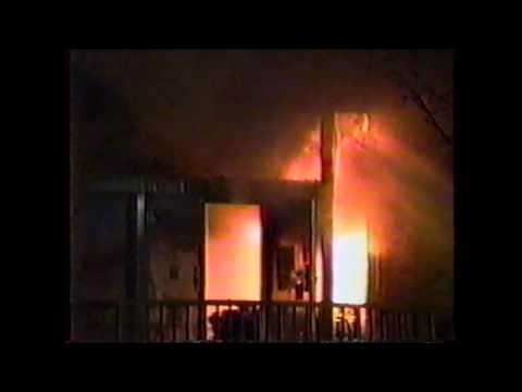 December 20, 1992 - IGA Grocery Store Fire