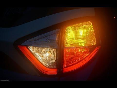 Led Indicator And Brake Lights Nexon