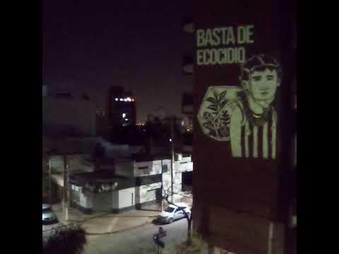 Christian Iacono - Artista | Basta de Ecocidio