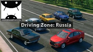 Driving Zone: Russia Android GamePlay Trailer (By AveCreation) screenshot 1
