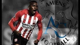 Juan Ferney Otero ● Bienvenido Al Amiens S. C. ● 2018