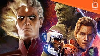 WHY Adam Warlock was Cut from Infinity War Revealed