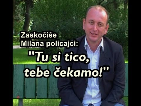 Milan Knežević -  'Tu si tico, tebe čekamo'