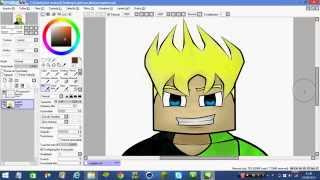 skin cartoon download de templates