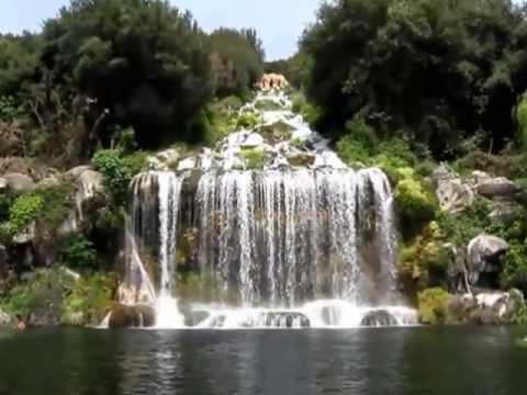Reggia di caserta i giardini e le fontane youtube - Reggia di caserta giardini ...
