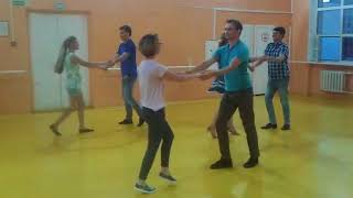 Как научиться танцевать хастл? Минск, студия танцев А-класс