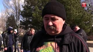 ПН TV: В Николаеве таксисты требовали повышения стоимости проезда(Руководители