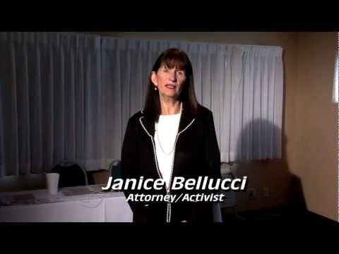 Janice Bellucci: Fighting the sex offender registry