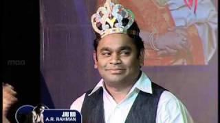 A R Rahman : A biography (2011)