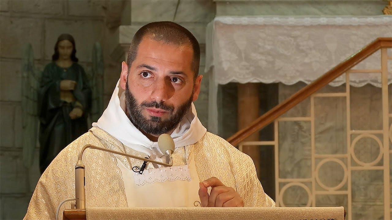 Download The Hour of Our Redemption: Homily by Fr Serafino Lanzetta.  A Day With Mary