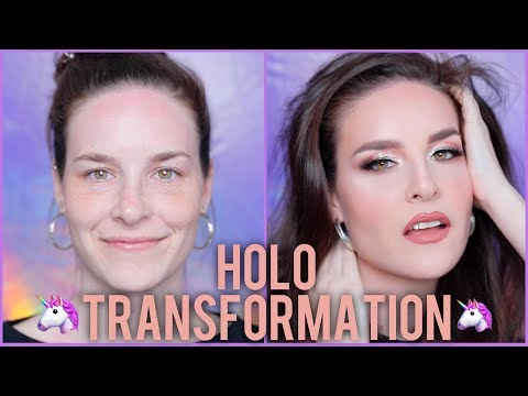 Thumbnail: Simply Nailogical Gets A Makeover! HOLOSexual Makeup Transformation!