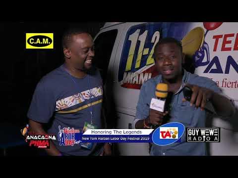 Carel Pedre On Haitian Labor Day Fest In New York 1er Sept 2019
