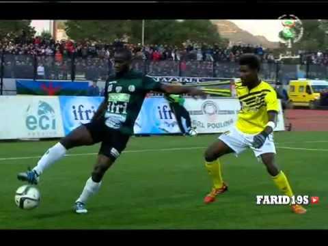 MO Bejaia 3-1 Ashanti Gold