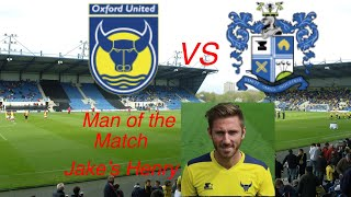 Oxford united vs Bury!!! we have to win!